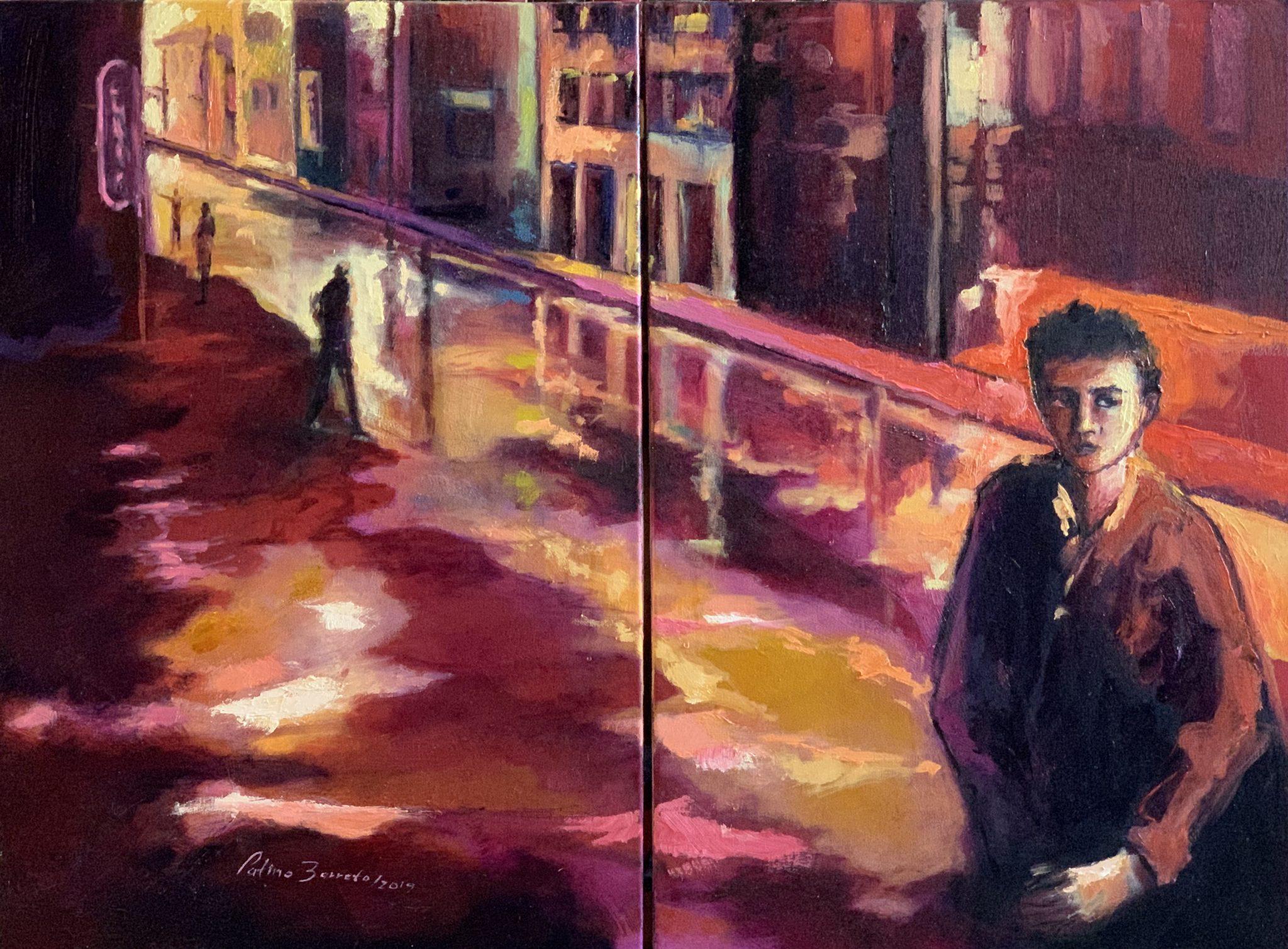 The Silent Street