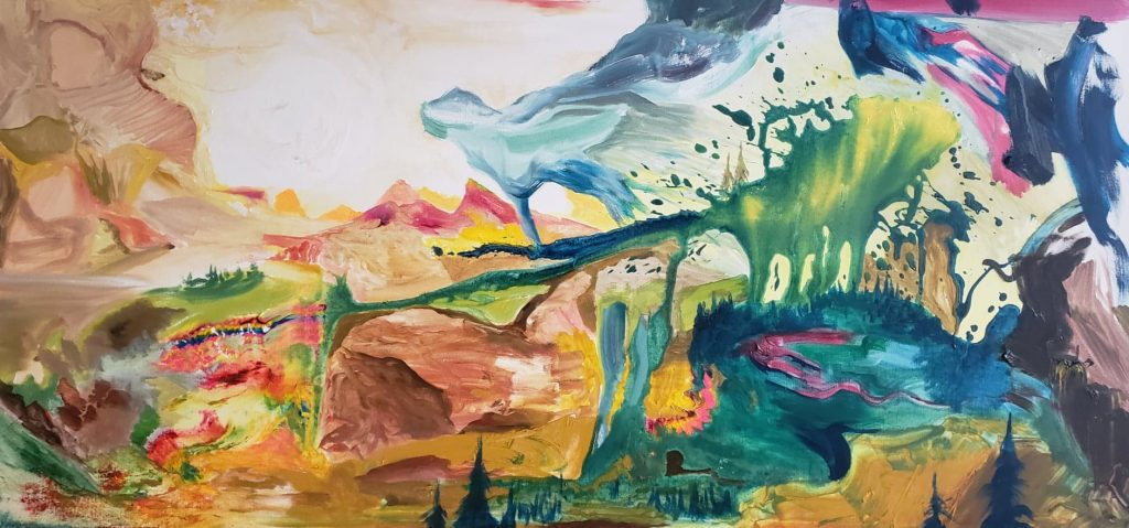 Aconte's Acid Landscape