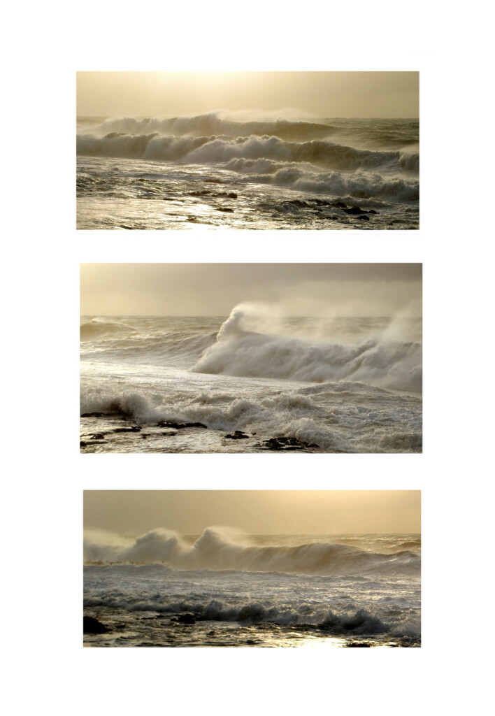 Triptych 1. Wave sequences