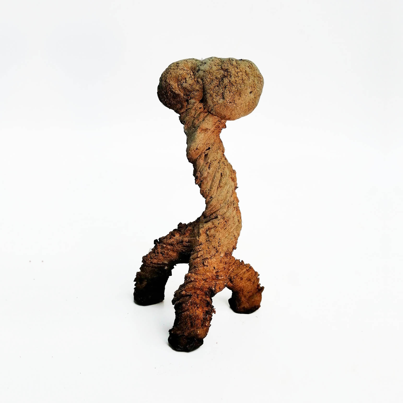 By Gabriel Niquete, Yucatecan #5, this sculpture manifests itself naturally and expresses movement and vitality. A novel artistic expression in American art.